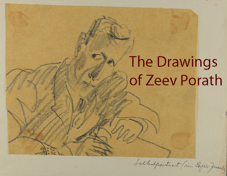 The Drawings of Zeev Porath